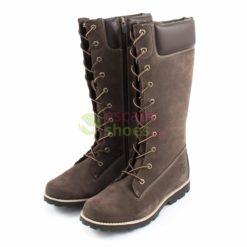Botas TIMBERLAND 83982 Junior Girls Asphalt Trail Classic Lace-Up w/Side Zip