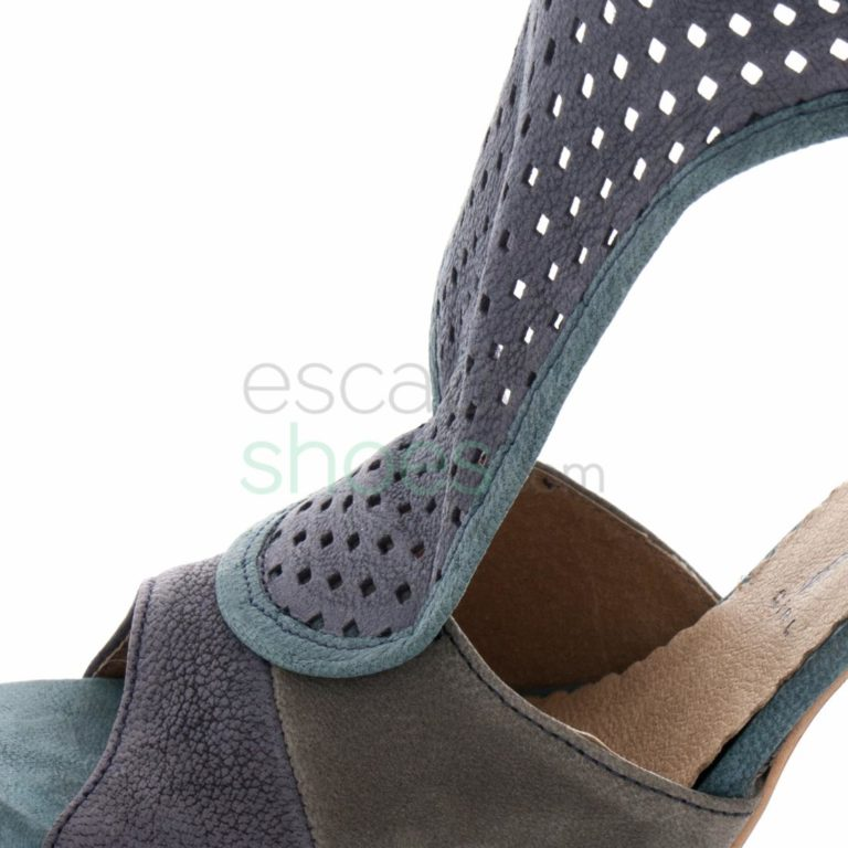 Sandalias FLY LONDON Frankie Fool DeepBlue P141873002