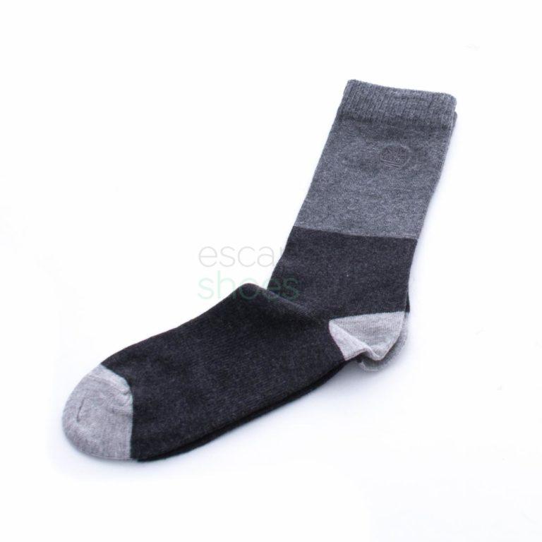 Meias TIMBERLAND CJ0214010 Black Grey