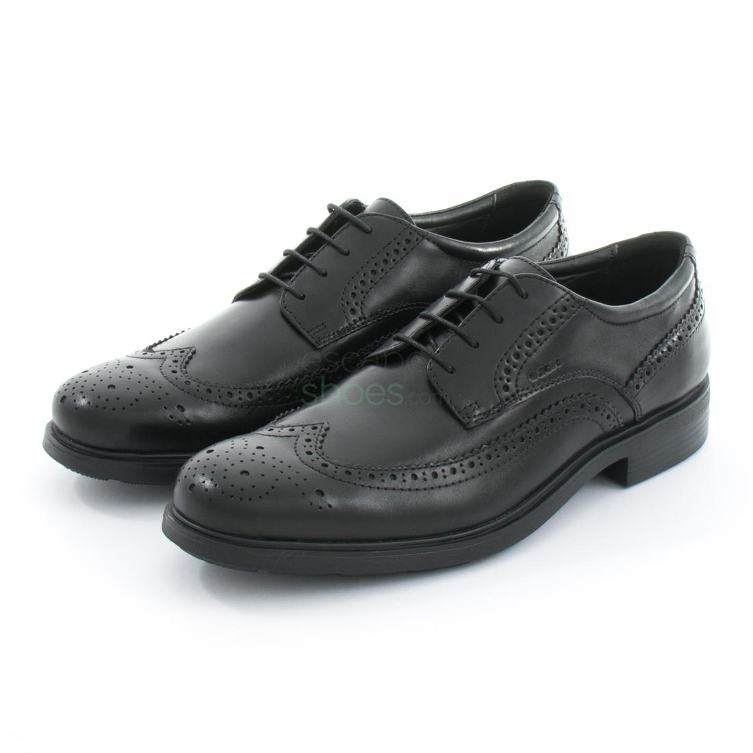 Tus C9999 U34r2b Dublin 00043 Aquí Zapatos Geox Black Compra JuFc3K5Tl1