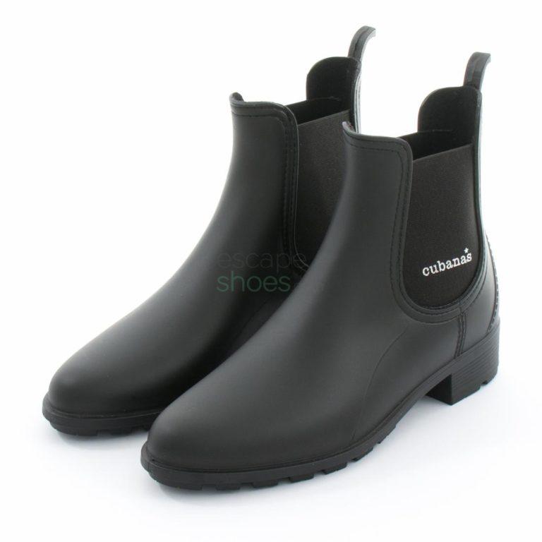 Galochas CUBANAS Rainy731 Black