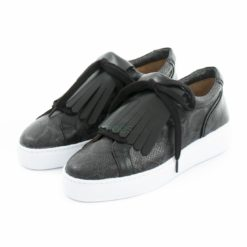 Tenis CUBANAS Polly100S Grey Black