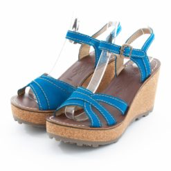 Sandalias FLY LONDON Glam Gort645 Electric Blue P143645017