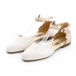 Sandalias FLY LONDON Mido Megs210 White P144210003