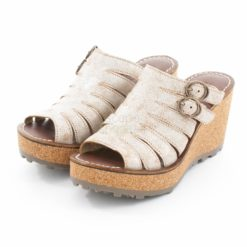 Sandalias FLY LONDON Glam Gink262 Pearl P144262001