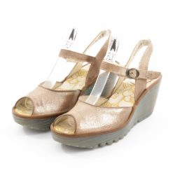 Sandalias FLY LONDON Yellow Yora830 Luna P500830005