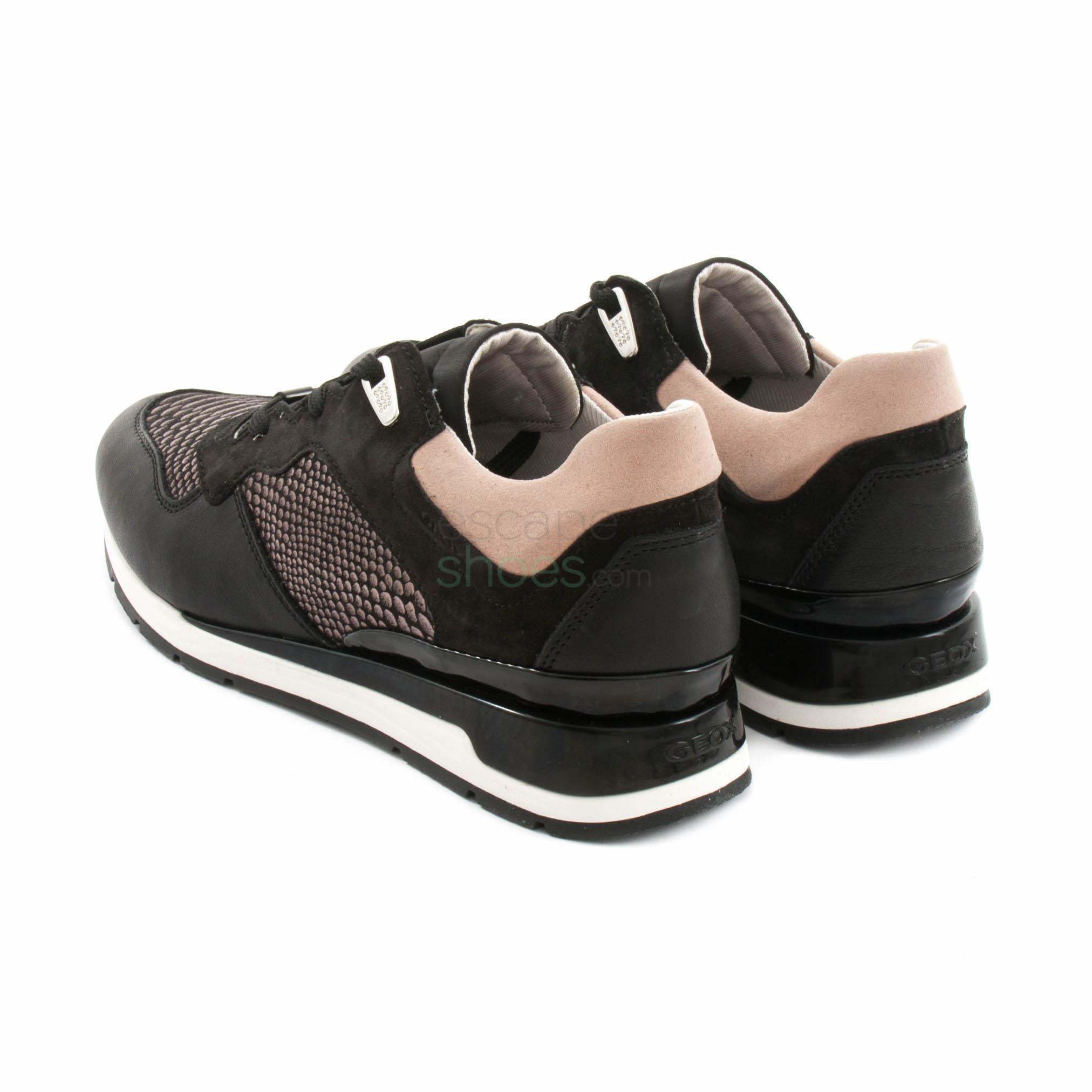 Sneakers GEOX Shahira Black