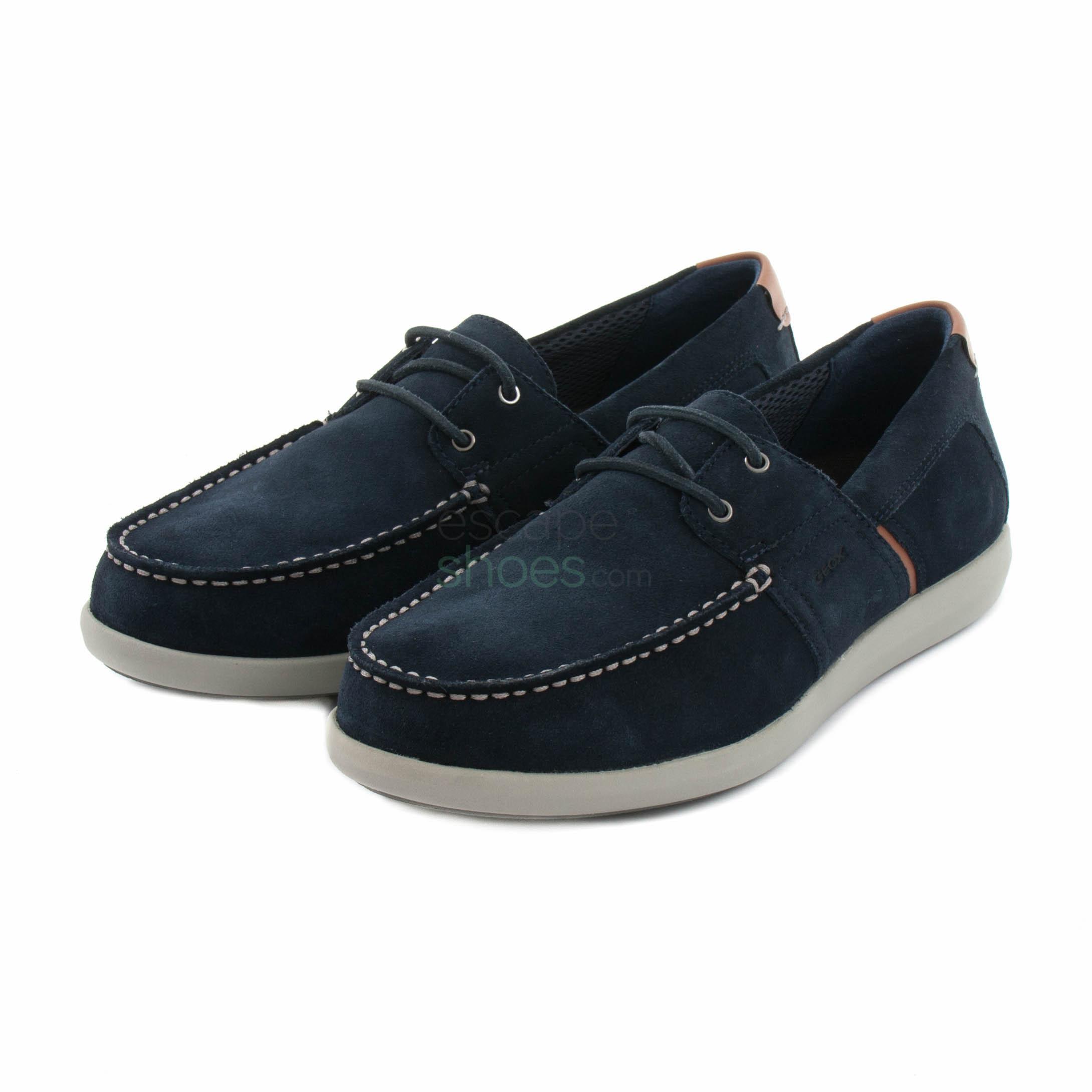b284cd5a Compra aquí tus Zapatos GEOX Yooking Azul Marino | Tienda Online ...