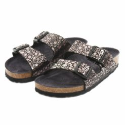 Sandalias BIRKENSTOCK 1008872 Arizona Metallic Stones Black