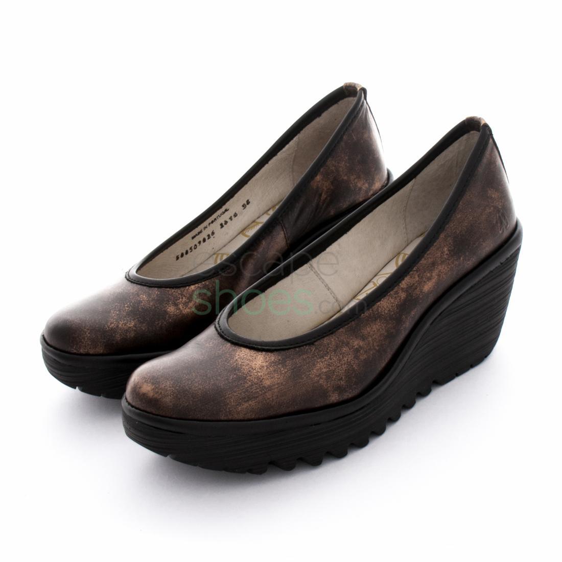 Yalu Compra Bronze Yellow Zapatos Tus Aquí Black Fly London wx6xqpRSAB