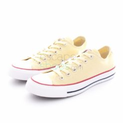 Tenis CONVERSE All Star M9165 100 Ox Natural Unbleach White