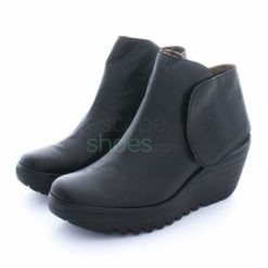 Ankle Boots FLY LONDON Yellow Yogi Black P500046008