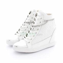 Tenis GUESS Furia Leather White FLFRI1LEA12