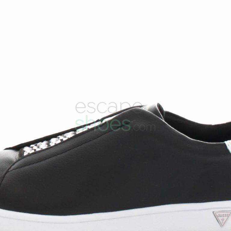 Tenis GUESS Steffi Leather Black FLSTE1LEA12