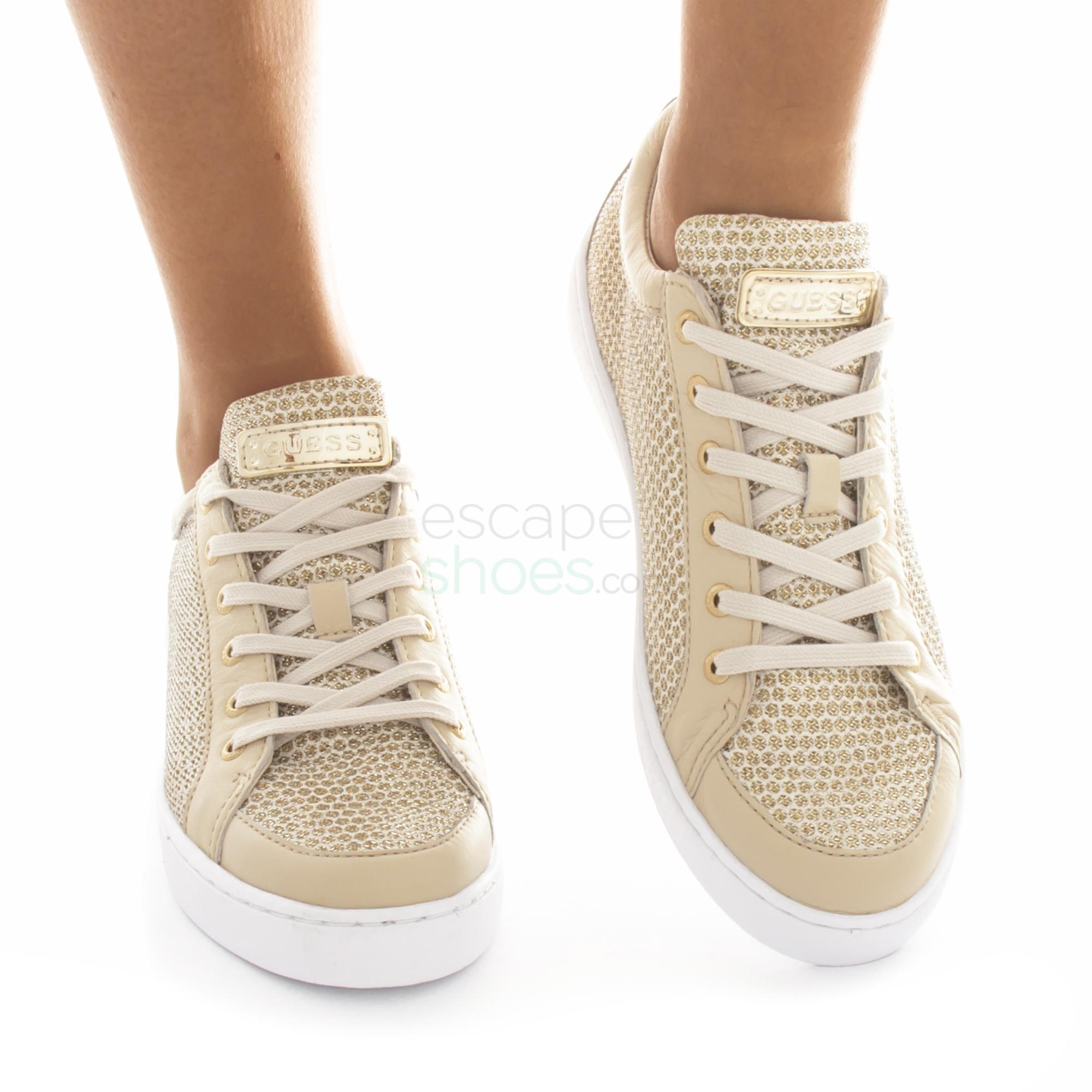Sneakers GUESS Glinna Metallic Nougat