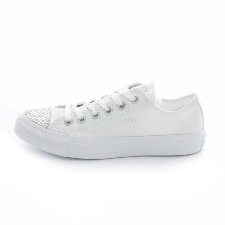 Tenis CONVERSE Chuck Taylor All Star 555816C White Silver