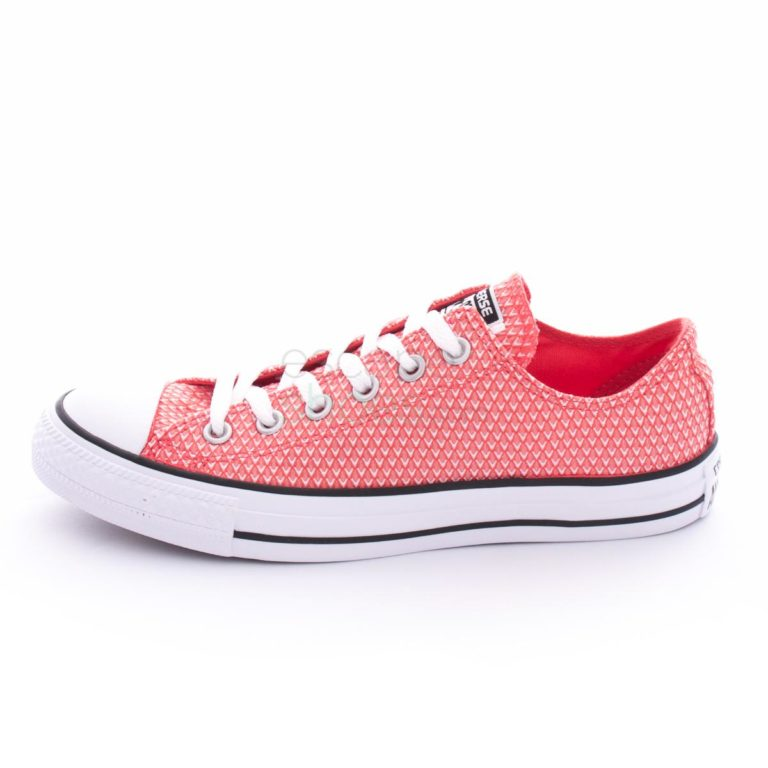 Tenis CONVERSE Chuck Taylor All Star 555855C Ultra Red Black White