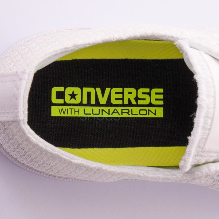 Tenis CONVERSE Chuck Taylor All Star 155463C White