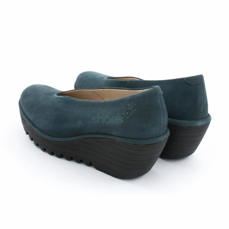 Sapatos FLY LONDON Yellow Yaz Reef P500025210