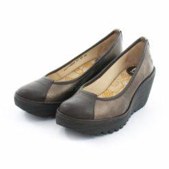 Sapatos FLY LONDON Yellow Yerb775 Bronze Chocolate P500775004