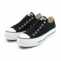 Tenis CONVERSE Chuck Taylor All Star Lift Clean 560250C Black