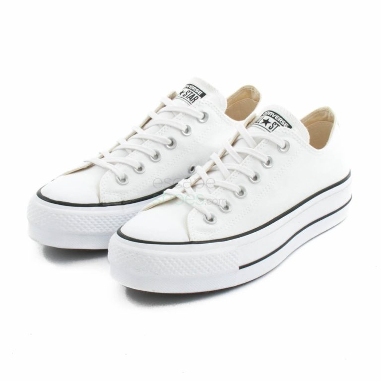 Sneakers CONVERSE Chuck Taylor All Star Lift Clean 560251C White