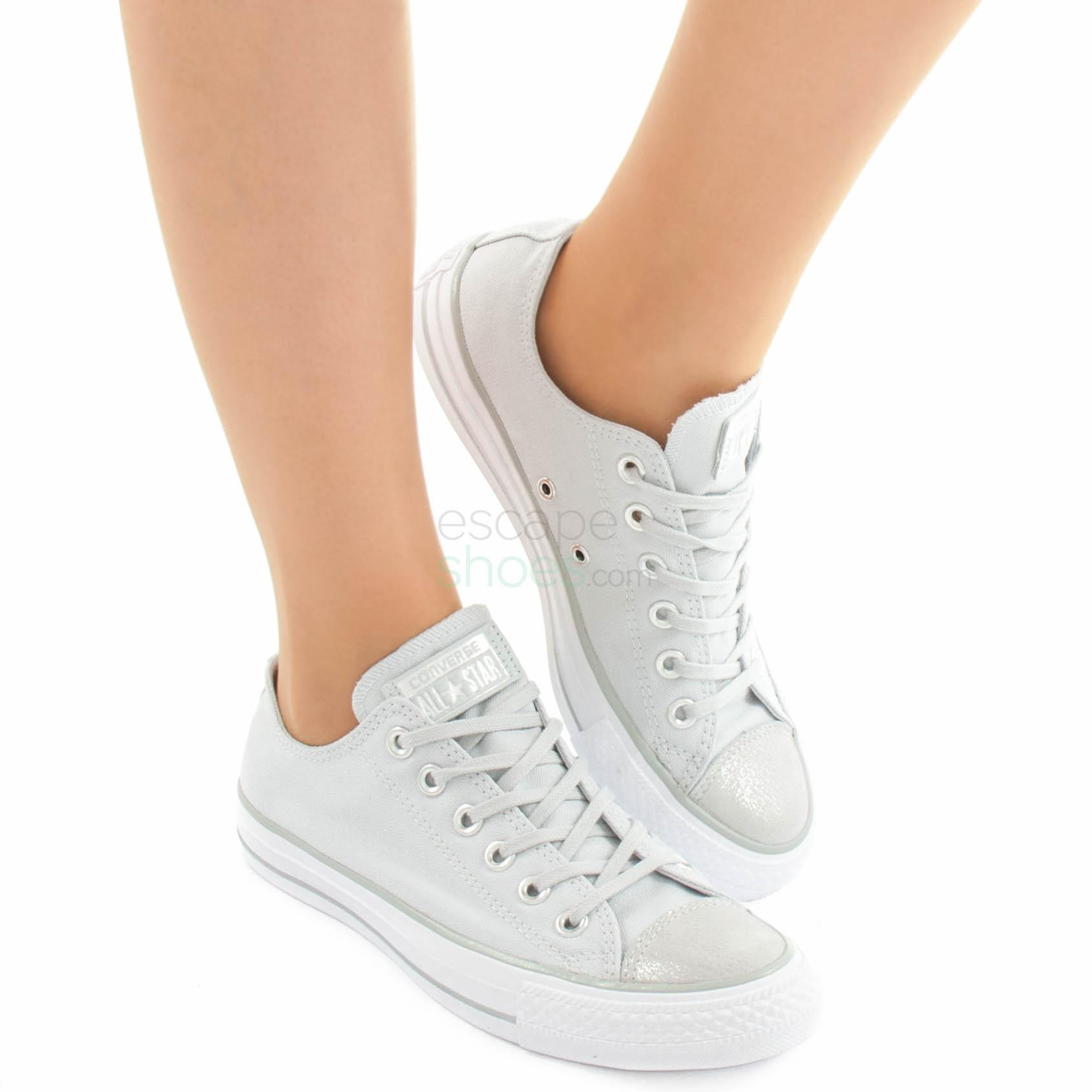 Sneakers CONVERSE Chuck Taylor All Star 559888C Pure Platinum