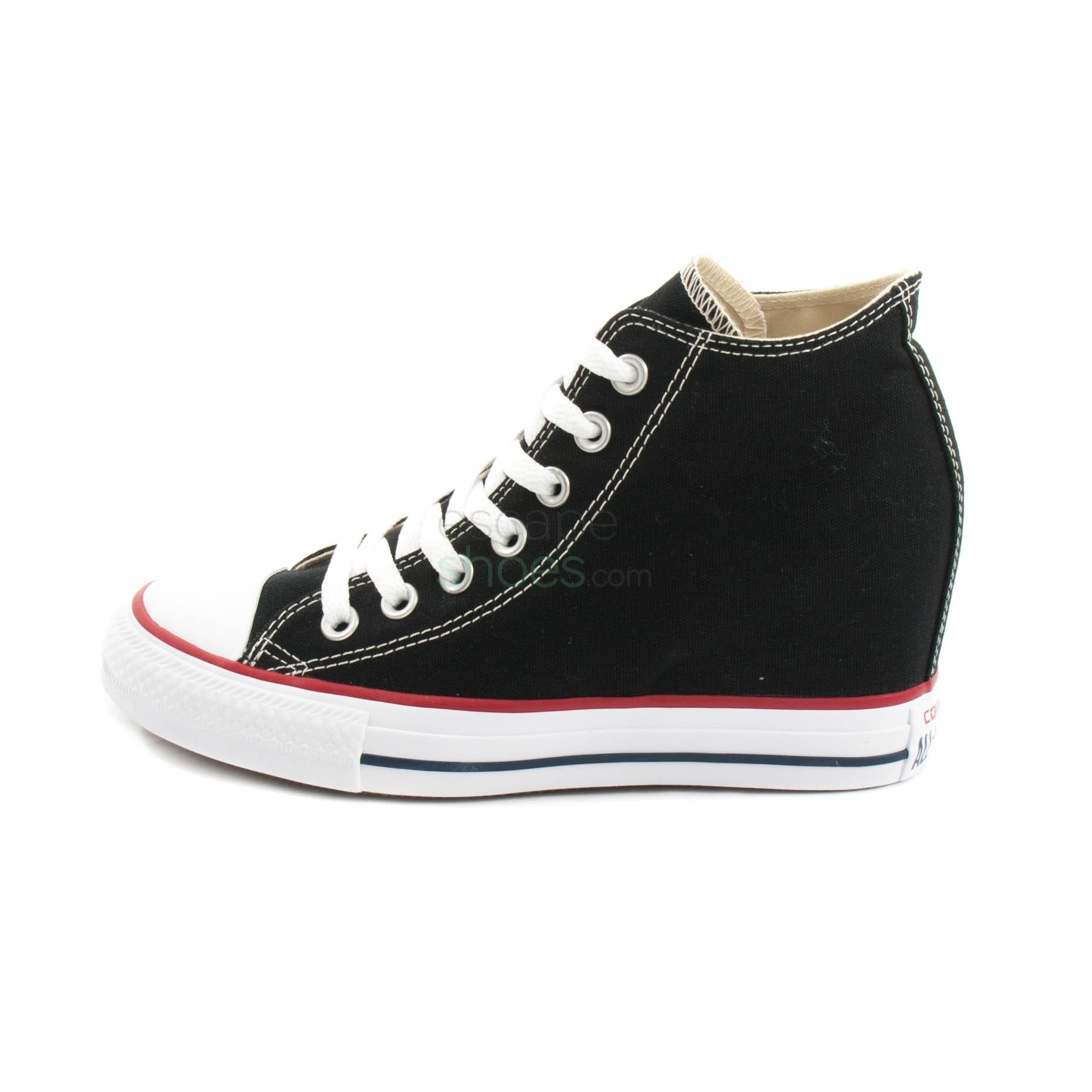 Sneakers CONVERSE Chuck Taylor All Star Lux 547198C 001 Mid Black