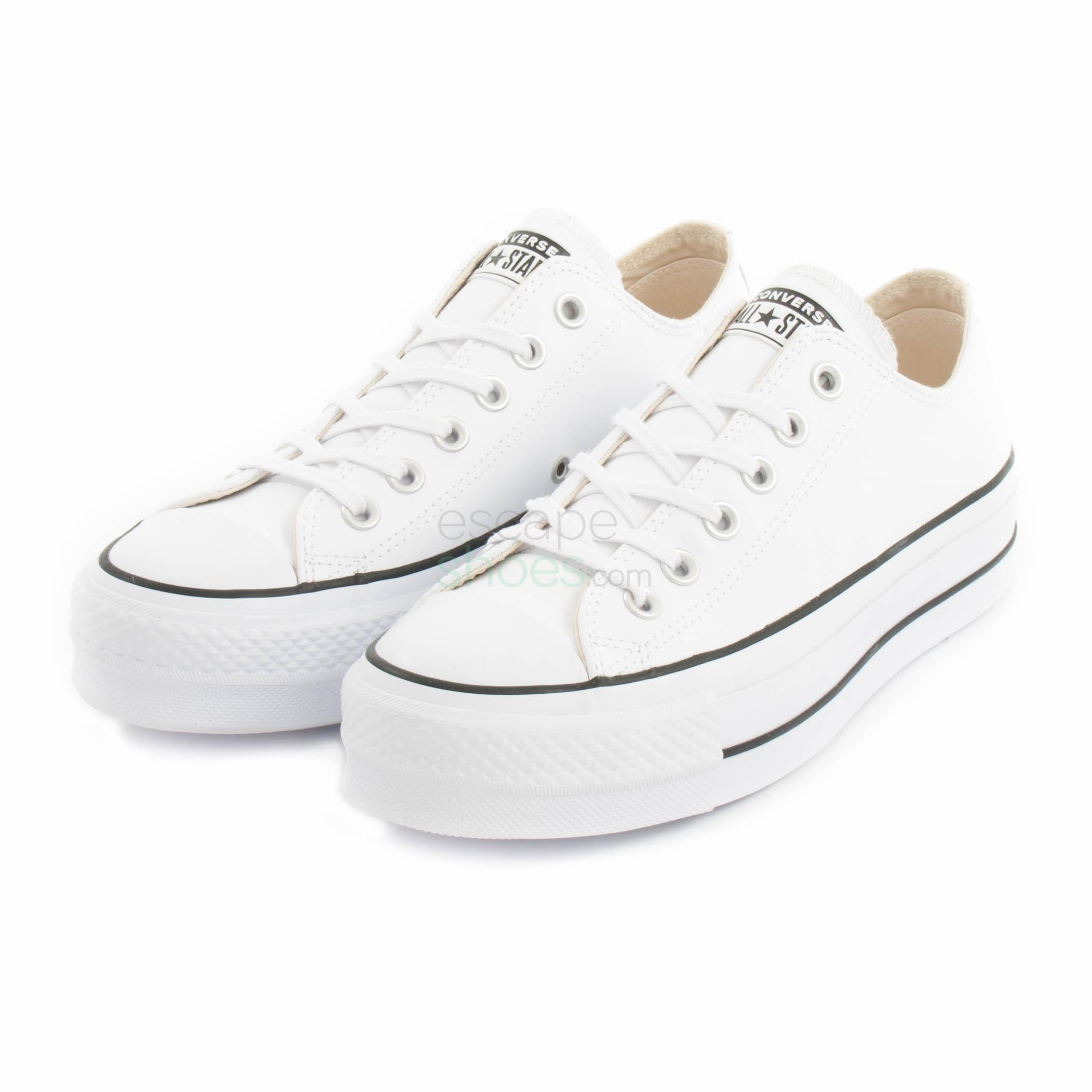 Zapatillas CONVERSE Chuck Taylor All Star Lift Clean Blanco