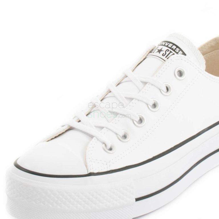 Tenis CONVERSE Chuck Taylor All Star Lift Clean Branco