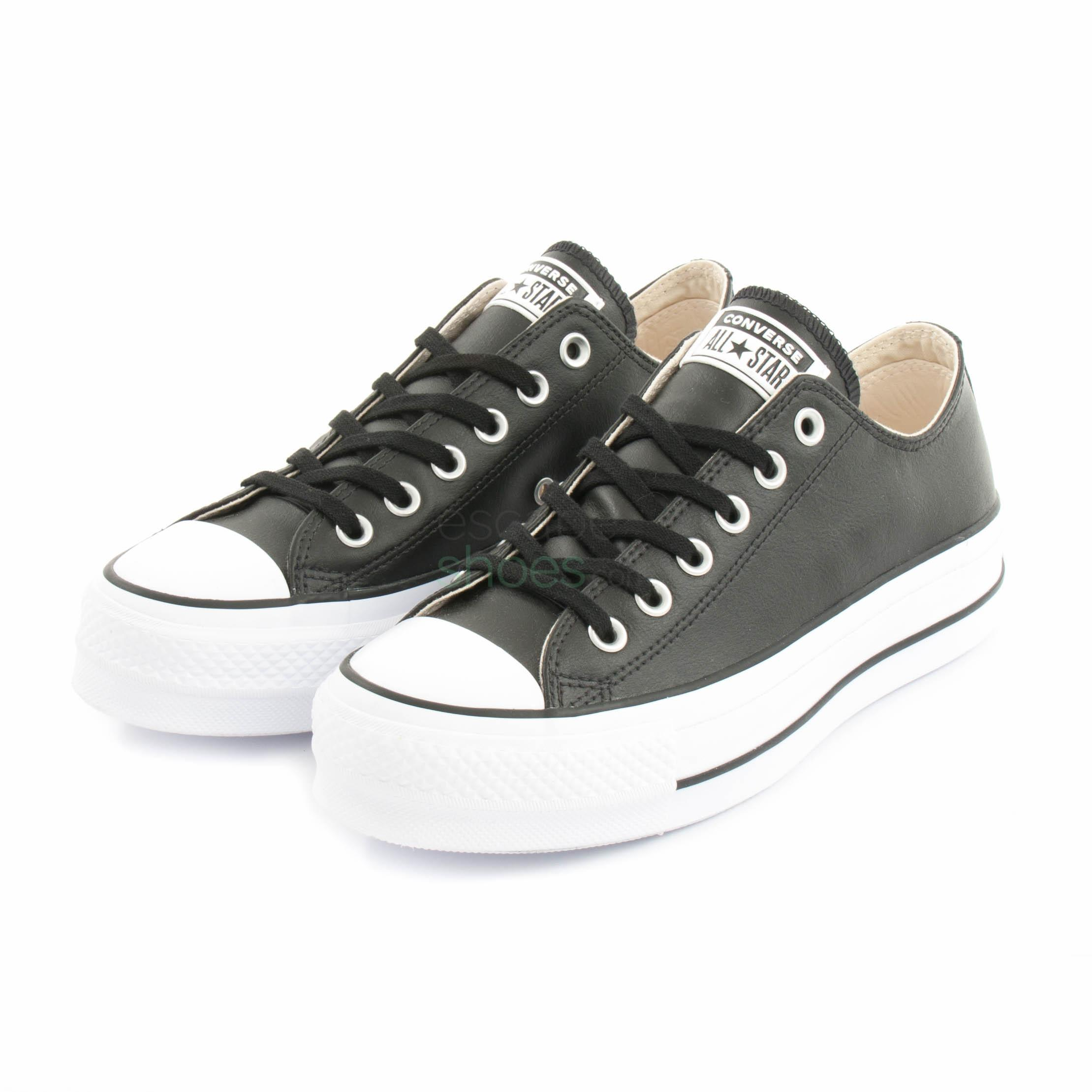 Sneakers CONVERSE Chuck Taylor All Star Lift Clean Black