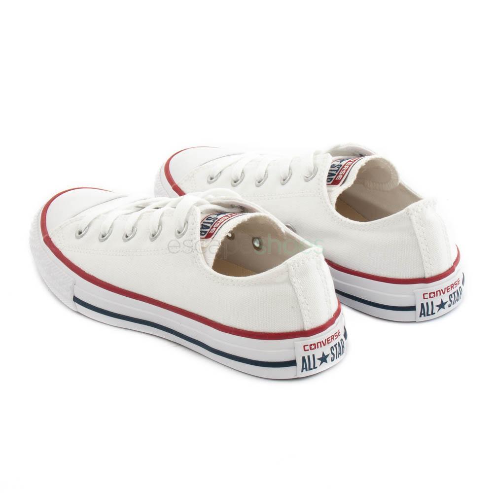Converse Womens Chuck Taylor All Star Hi Top Shoe Optical