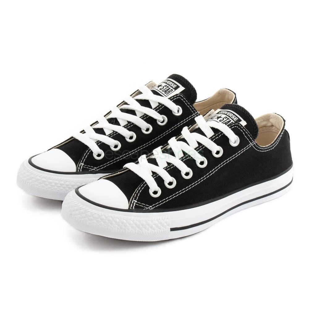 Zapatillas CONVERSE All Star M9166 001 Ox Negras