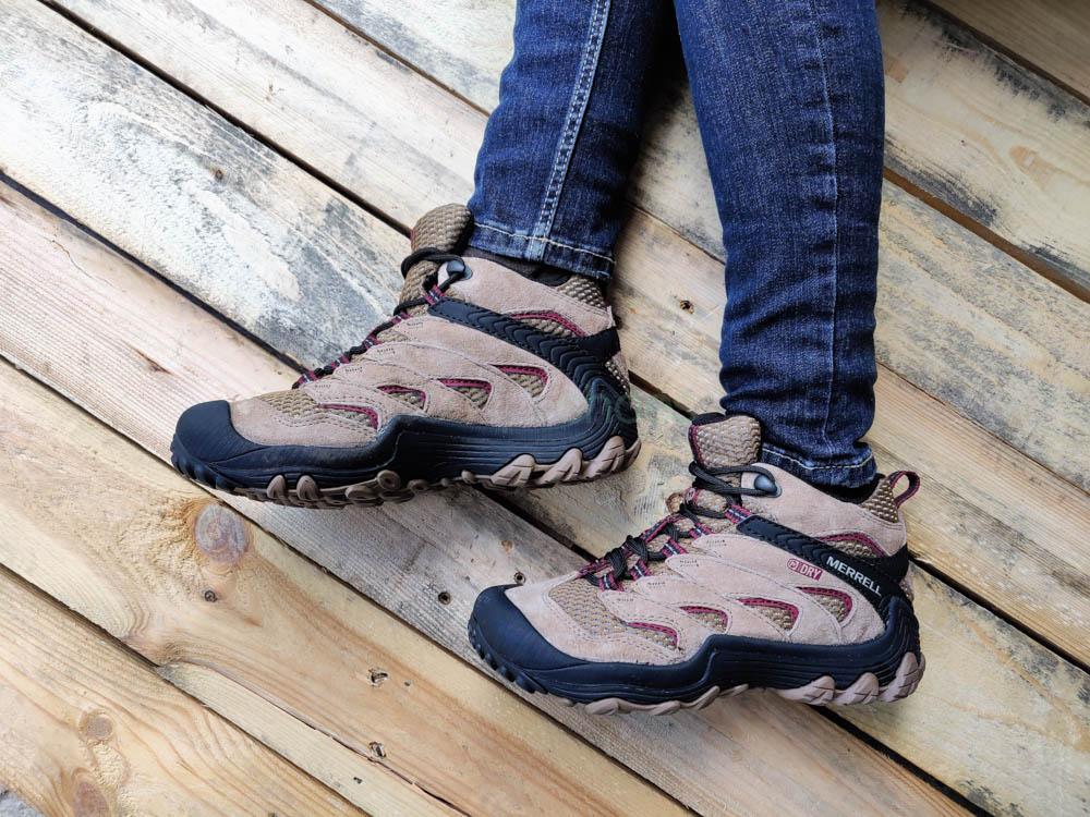 Sneakers MERRELL Chameleon 7 Limit Mid