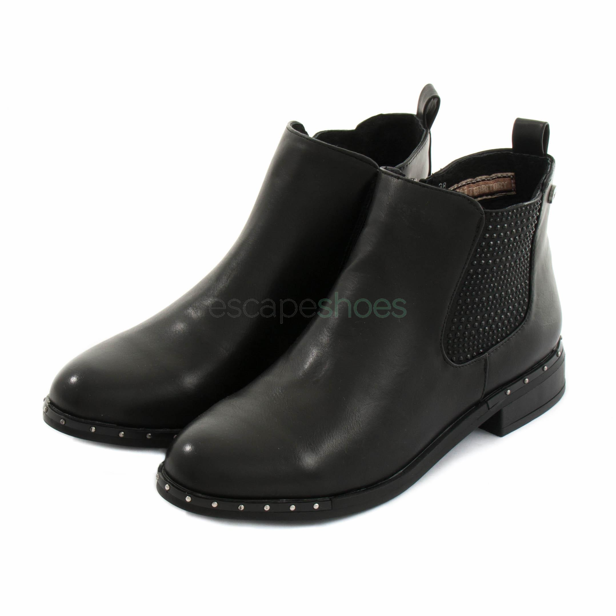 feec434b298a Buy your Ankle Boots XTI Chelsea Black here