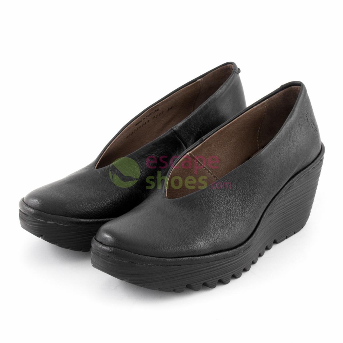 Zapatos Yellow Compra London Tus Online Fly Yaz Tienda Negro Aquí XPnP4B6