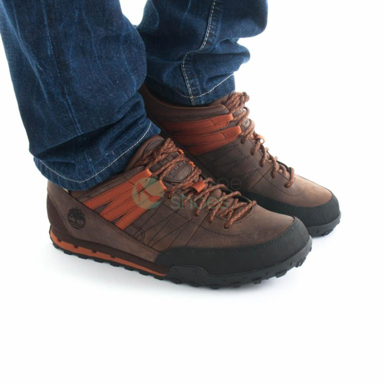Tenis TIMBERLAND Greeley Approach Low Brown A14RF