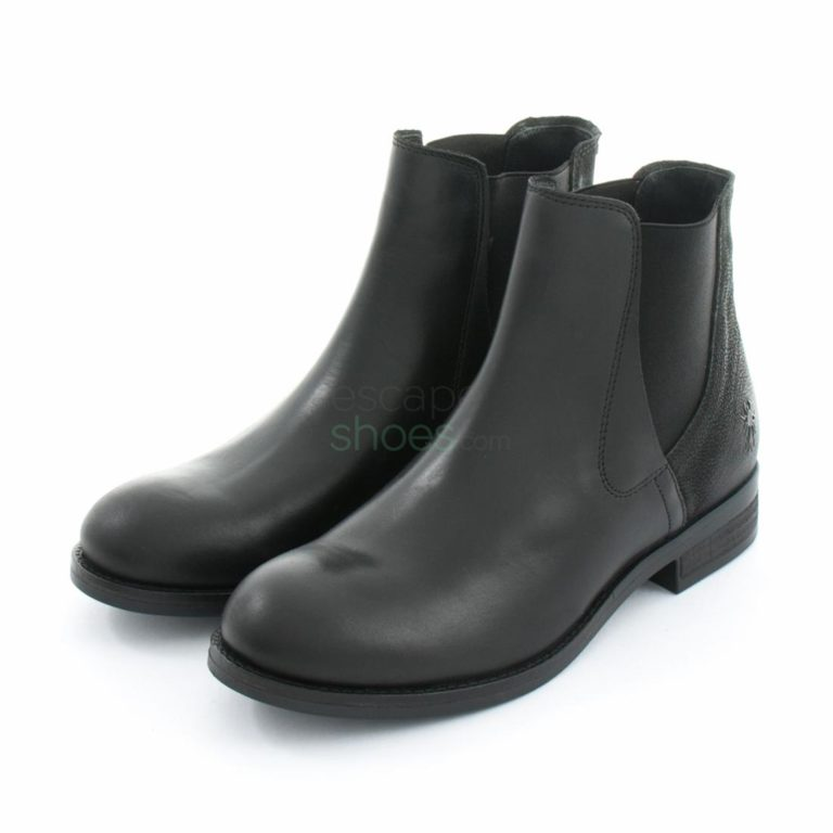 Botins FLY LONDON Armour Alls076 Black P144076000