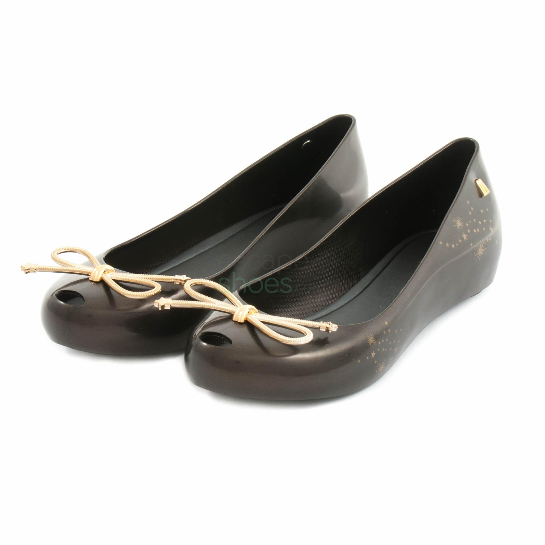 004faf67a1 Buy your Flat Shoes MELISSA Ultragirl Elements Black here | Online ...