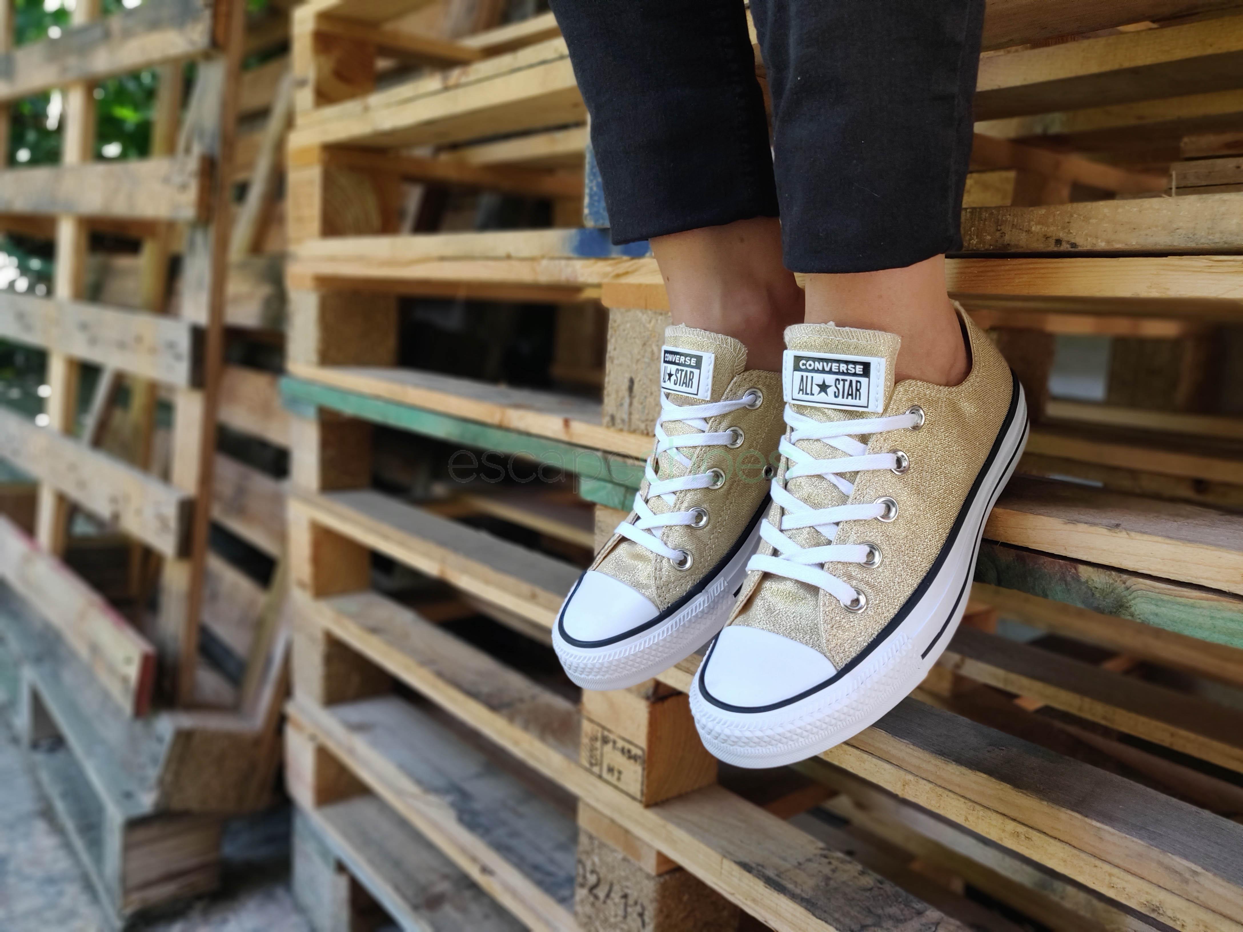 calzado converse chuck taylor all stars ox