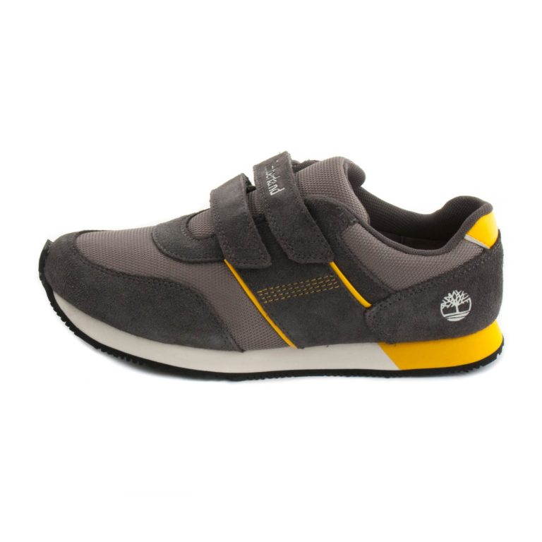 Tenis TIMBERLAND City Scamper Cinza