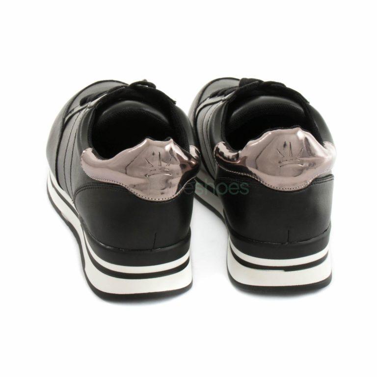 Sneakers FRANCESCOMILANO Black