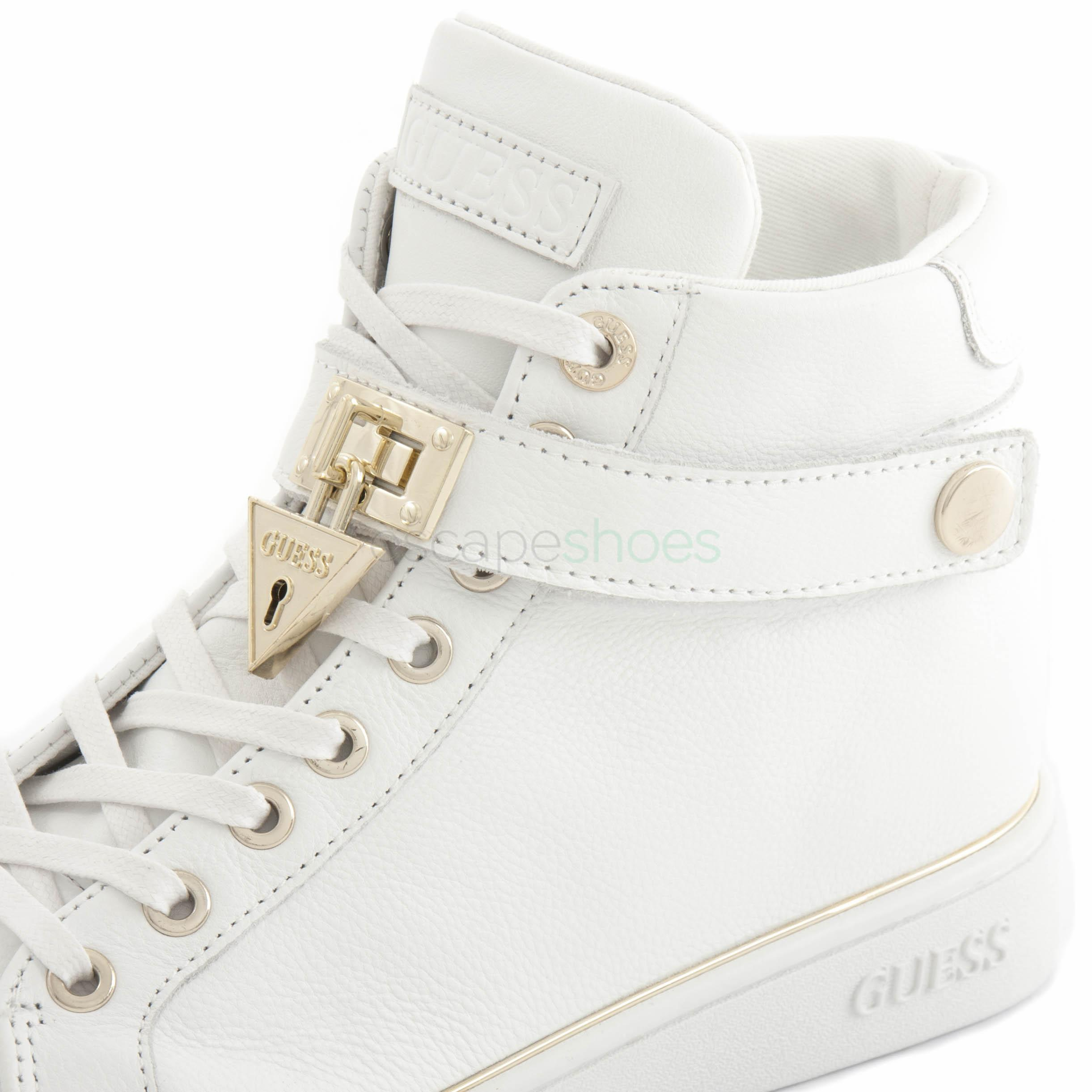 Sneakers GUESS Boxing Stiv Aletto White