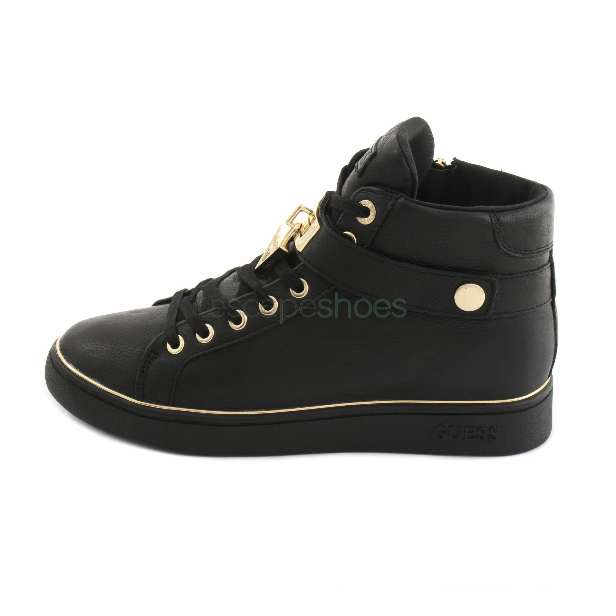 Sneakers GUESS Boxing Stiv Aletto Black