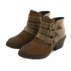 Botins FLY LONDON Dolores Dalo969 Camel