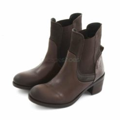 Botins FLY LONDON Zulu Zoro307 Castanho