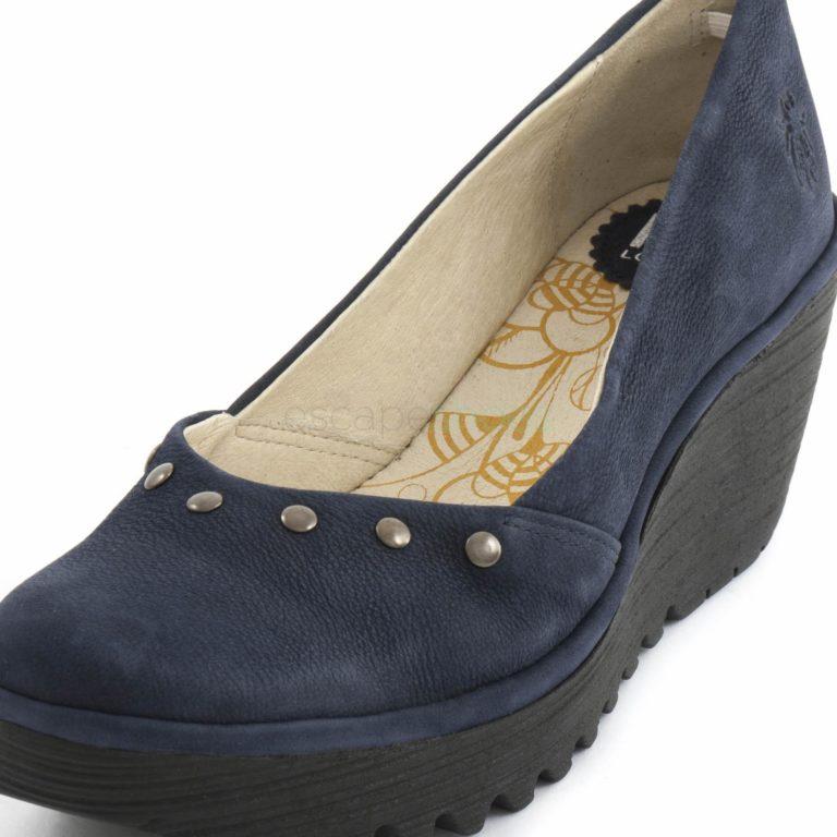 Sapatos FLY LONDON Yellow Yuzo905 Azul