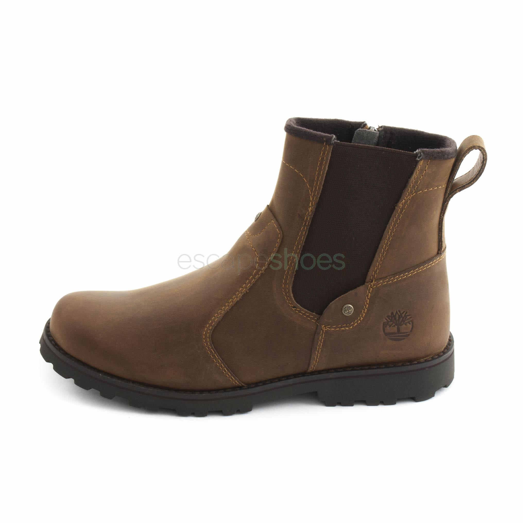 Timberland Asphalt Trail jungen Junior Chelsea Boots | Fruugo