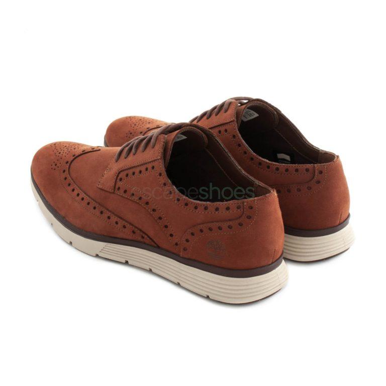 Sapatos TIMBERLAND Franklin Brogu Castanho