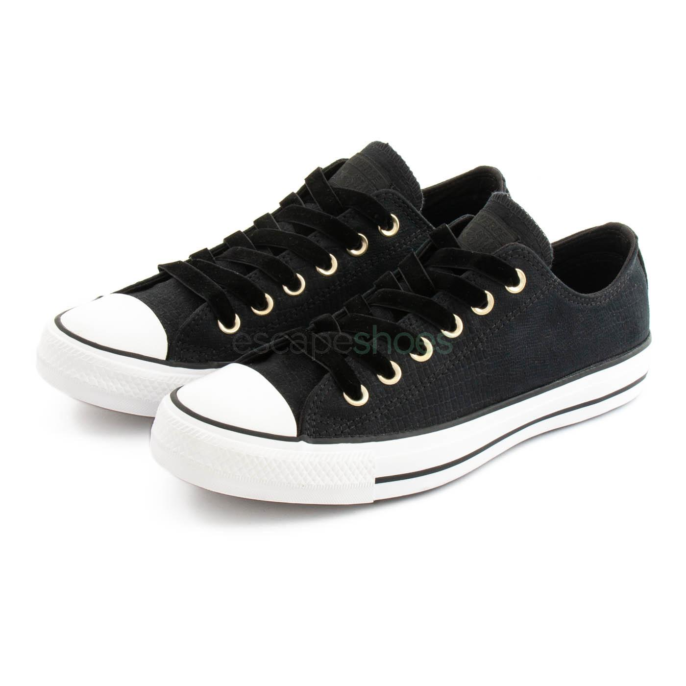 efc95ad9d8 Buy your Sneakers CONVERSE Chuck Taylor All Star Ox Black here ...